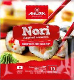 Нори Akura 10 листов (4820178460521)