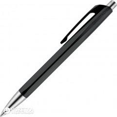 Ручка шариковая Caran d'Ache 888 Infinite Синяя 0.7 мм Черный корпус (7630002331319)