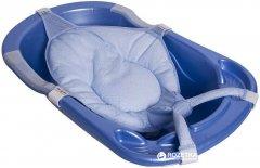 Многофункциональный гамак Sevi Bebe для детской ванночки Синий (8692241869014)
