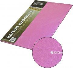 Набор дизайнерской бумаги Galeria Papieru Millenium - Rozowy 220 г/м² А4 20 листов (5903069979636)