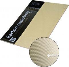 Набор дизайнерской бумаги Galeria Papieru Linie Cremowy 230 г/м² А4 20 листов (5903069009357)