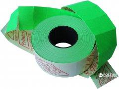 Этикет лента Printex 26х16 мм 900 этикеток прямоугольная 36 шт Green (5865)