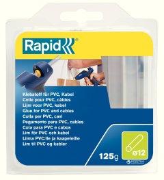 Клеевые стержни Rapid для ПВХ, пластика 12 х 94 мм 13 шт (40107359)