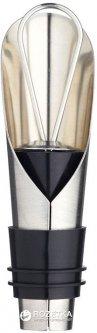 Насадка для разлива вина и пробка Kitchen Craft Bar Craft из нержавеющей стали 2 в 1 (148513)