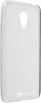 Накладка Drobak Ultra PU для Meizu M3s Clear (219303)