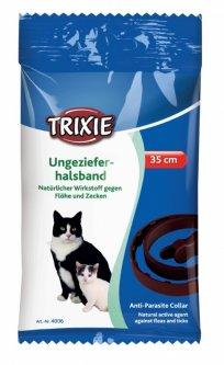 Ошейник для кошек Trixie 4006 Био против блох и клещей 35 см (4011905040066)