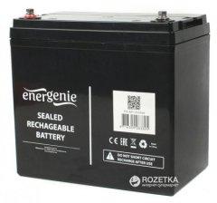 Аккумуляторная батарея EnerGenie 12V 55Ah (BAT-12V55AH)