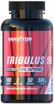 Стимулятор тестостерона Vansiton Трибулус 90 100 капсул (4820106590184)