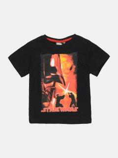 Футболка Disney Star Wars QE1024 104 см Black (3609081184196)