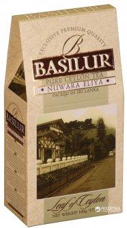 Чай черный рассыпной Basilur лист Цейлона Нувара 100 г (4792252100091)