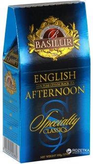 Чай черный рассыпной Basilur Избранная классика Английский полдник 100 г (4792252920682)