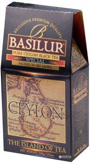 Чай черный рассыпной Basilur Остров Цейлон Особый 100 г (4792252001145)