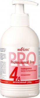 Сыворотка Bielita против выпадения волос несмываемая 300 мл (4810151007577)