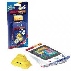 Дополнение №4 ThinkFun 545036 set 4 к Игре Час Пик (20000000013299)