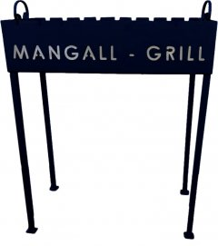 Мангал разборной UaStal Mangal-Gril 2 мм (2020000826095)