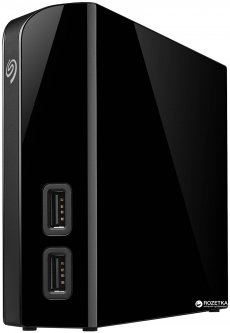 Жесткий диск Seagate Backup Plus Hub 8TB STEL8000200 3.5 USB 3.0 External Black