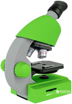 Микроскоп Bresser Junior 40x-640x Green (8851300B4K000)