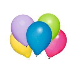 Воздушные шары Susy Card 25 шт 22 см Ассорти (40027883)