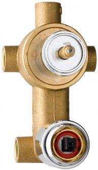 Скрытая часть смесителя для душа JAQUAR Aquamax ALD-CHR-783