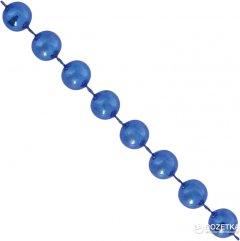 Бусы новогодние Новогодько (YES! Fun) 300 х 0.8 см Синие (5009079720302)