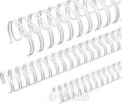 Металлические пружины bindMARK 14.3 мм 100 шт Белые (20000472610)