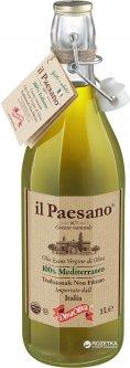 Оливкова олія Il Paesano Extra Vergine нефільтрована 1 л (5060235650598)