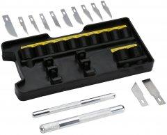 Набор ножей и лезвий Stanley для поделочных работ (STHT0-73872)