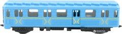 Модель Techno Park Вагон метро Синий (SB-16-06WB-U)