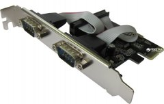 Контроллер Dynamode PCI-E-RS232 (COM) (2 внешних порта) (RS232-2port-PCIE)