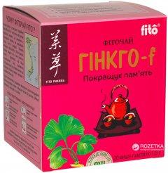 Чай Fito Гинго БИЛОБА 20 шт х 1.5 г (8934711018127_27268)
