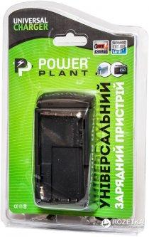 Универсальное зарядное устройство PowerPlant для аккумуляторов Canon BP-208, BP-308, BP-315, JVC BN-V507, BN-V514 (DV00DV2908)