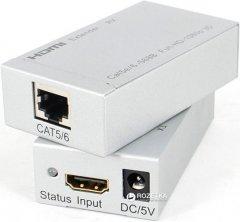 Удлинитель Value HDMI до 60 м по кабелю UTP с поддержкой 3D (S0440)