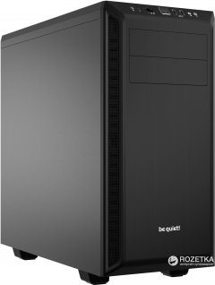 Корпус be quiet! Pure Base 600 Black (BG021)