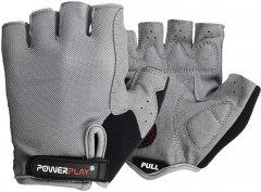 Велоперчатки женские PowerPlay 5295 S Grey (5295_S_Grey)