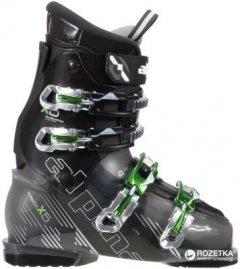Горнолыжные ботинки Alpina X 5 60 р.28 Black\Green (3838512715726)