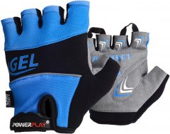 Велоперчатки PowerPlay 1058 S Blue (1058_S_Blue)