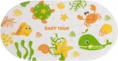 Коврик для ванны Baby Team 69.5х38.5 см (7415)