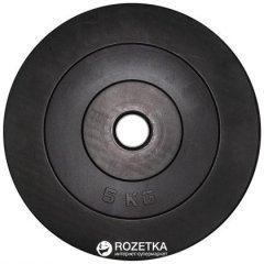 Диск гантельный Newt Rock Pro композитный в пластиковой оболочке 5 кг (NE-PL-D-5)