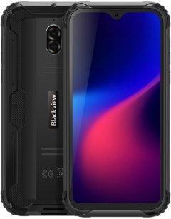 Мобильный телефон Blackview BV5900 Black (Украинская версия)