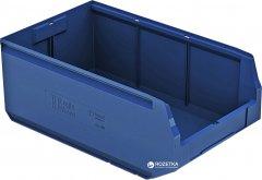 Пластиковый складской лоток iPlast Logic Store 500х300х200 мм Синий (12.406.61)