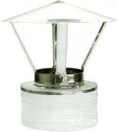 Дымоход Canada с термоизоляцией ø180/250 мм нержавеющая сталь 0.6 мм (180/250ГКМ304-06)