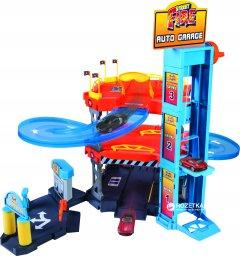 Игровой набор Паркинг 1:43 Bburago 3 уровня, 2 машинка (18-30361)