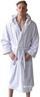 Халат махровый Sleeper Set Men's Bath Robe SS-WMBR S-M White (ROZ6205003874)