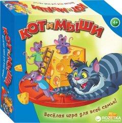 Игра детская комнатная Dream Makers Кот и мыши (707-38)