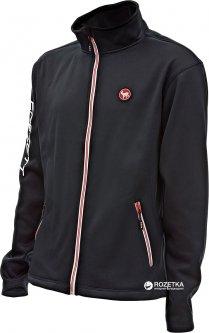 Спортивная кофта DAM Effzett Microfleece Jacket XL Черная (8841003)