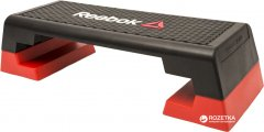 Степ-платформа Reebok Studio Black-Red (RSP-16150)