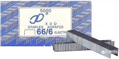 Скобы Boway 66/6 5000 шт (20000231110)