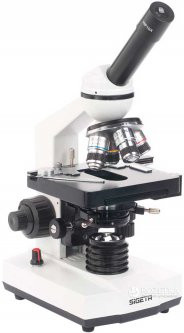 Микроскоп Sigeta MB-130 40x-1600x LED Mono (65271)