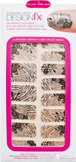 Стикеры для ногтей Dashing Diva Design FX Impressions So In The Momеnt 42 шт (096100087744)