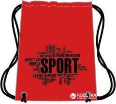 Сумка для обуви Cool For School Sport Унисекс Красная (CF85718-03)